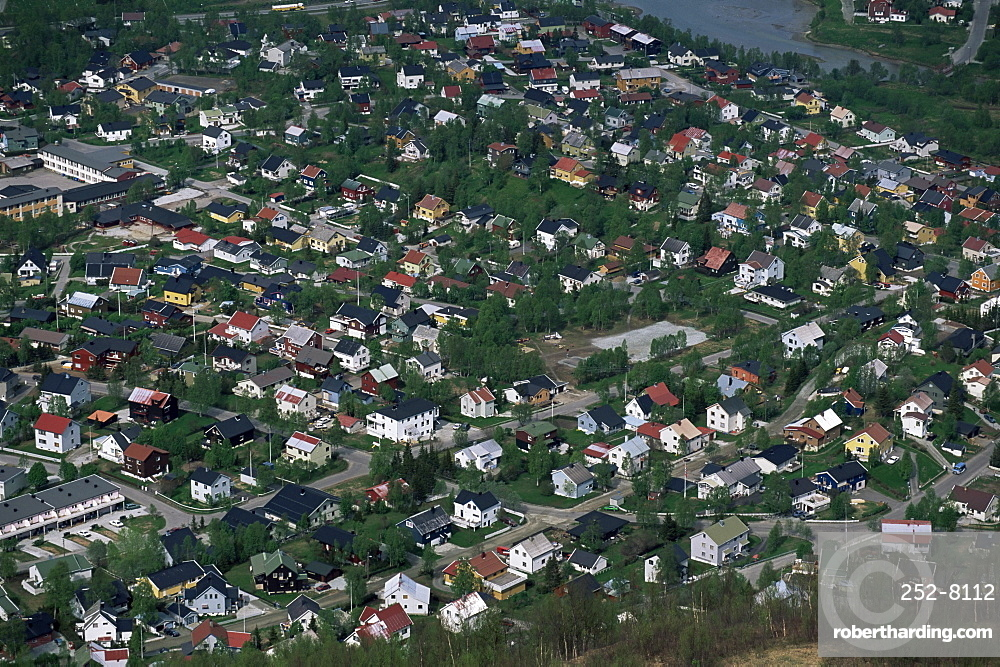 Tromso, Troms County, Norway, Scandinavia, Europe
