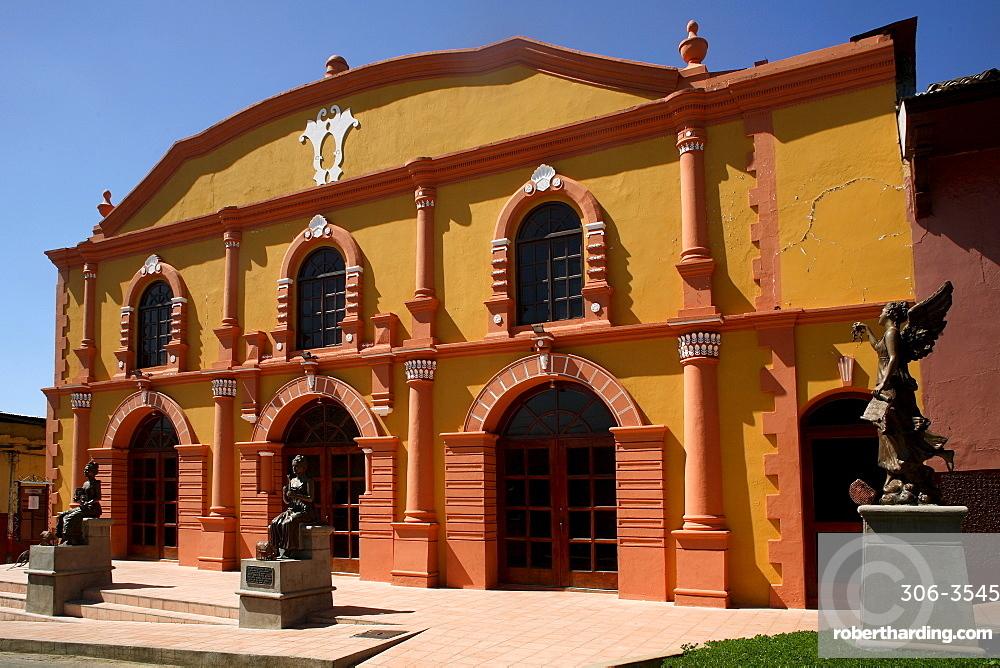 Theatre, Leon, Nicaragua, Central America