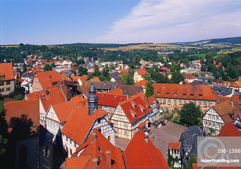 Schlitz, Hessen, Germany