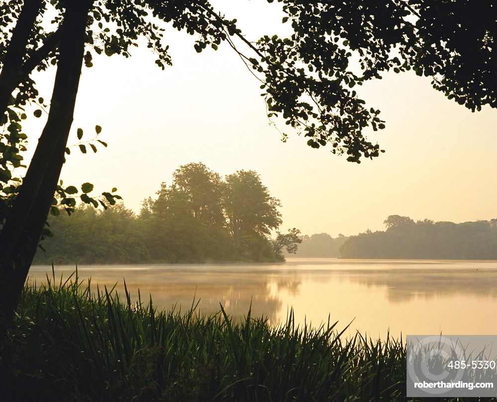 Virginia Water, Surrey, England
