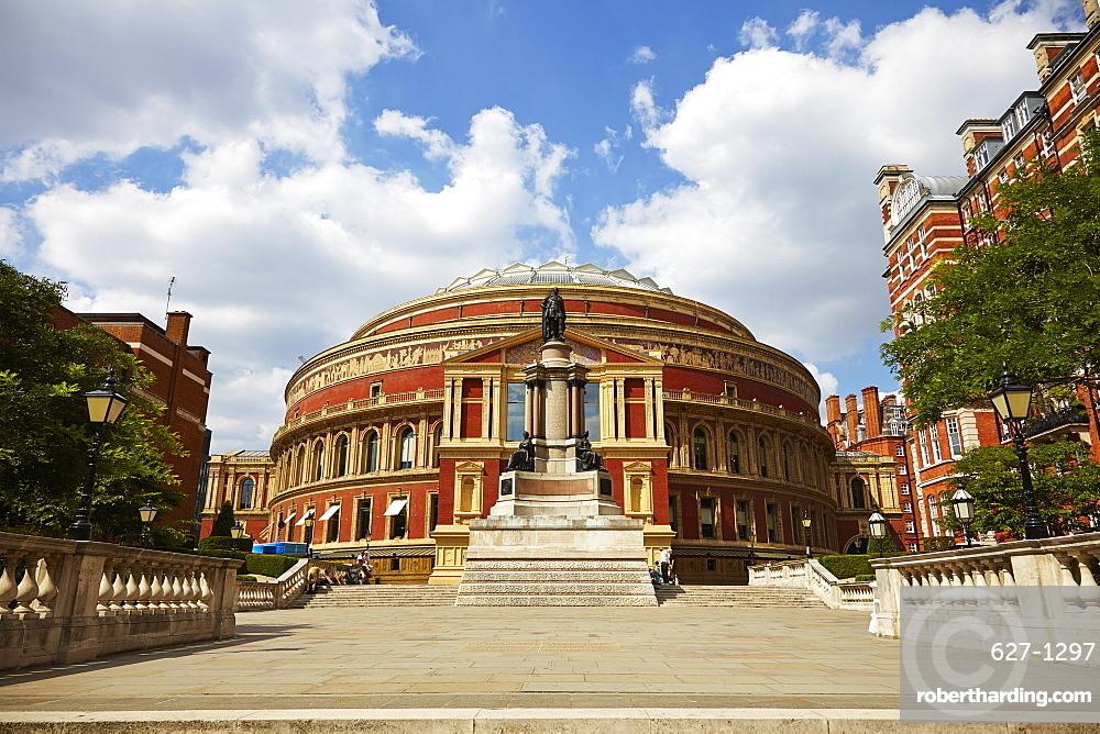 The Royal Albert Hall, South Kensington, London, England, United Kingdom, Europe