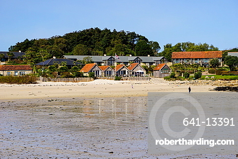 Old Grimsby, Tresco, Isles of Scilly, England, United Kingdom, Europe
