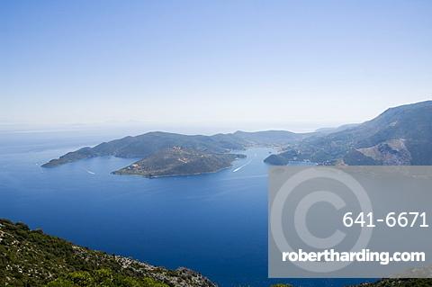 Near Vathy (Vathi), Ithaka, Ionian Islands, Greece, Europe