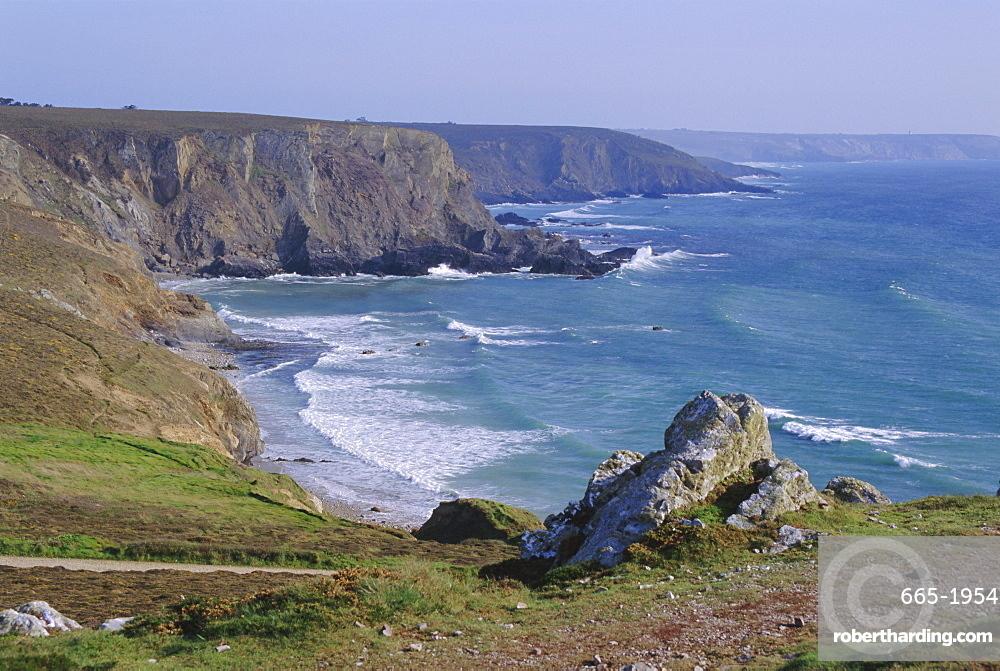 Dinan Point, Crozon Pensinula, Brittany, France, Europe