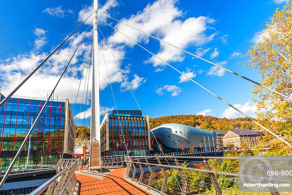 New Taff Developement, Pontypridd, Wales, United Kingdom, Europe