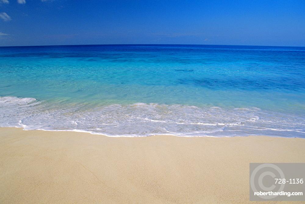 Beach, Seychelles