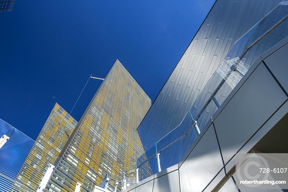 City Center Development, Las Vegas, Nevada, United States of America, North America