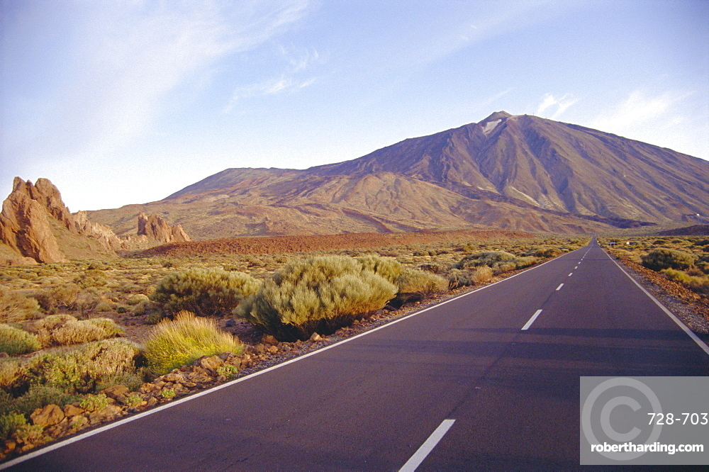 mount teide in tenerife in the canary islands - Yoga Escapes