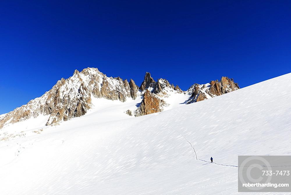 Glacier du Tour, Chamonix, Rhone Alpes, Haute Savoie, French Alps, France, Europe