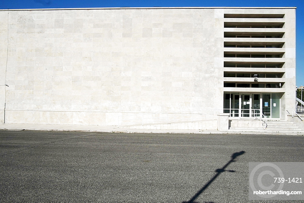 Marble stadium The music house