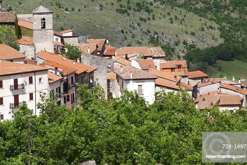 Roofes in Rosciolo