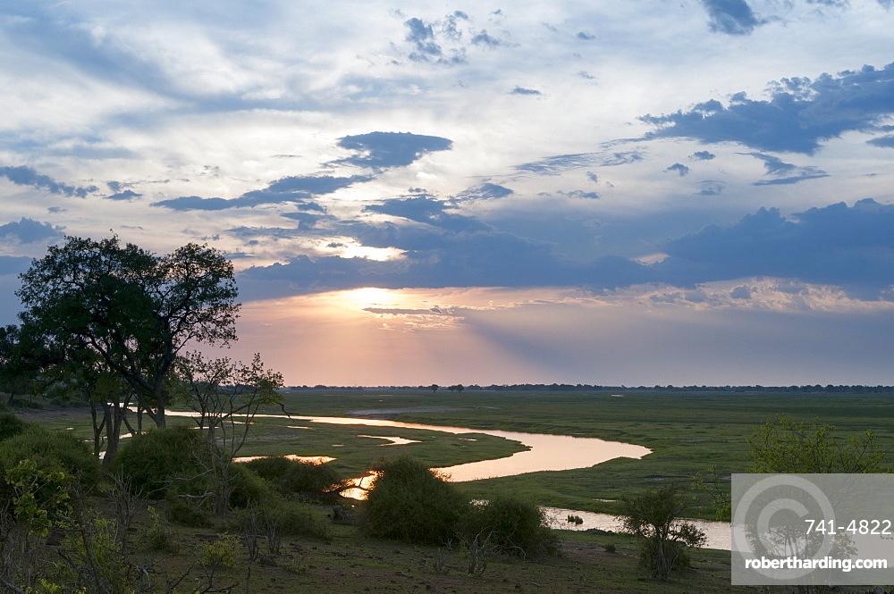 Chobe National Park, Botswana, Africa
