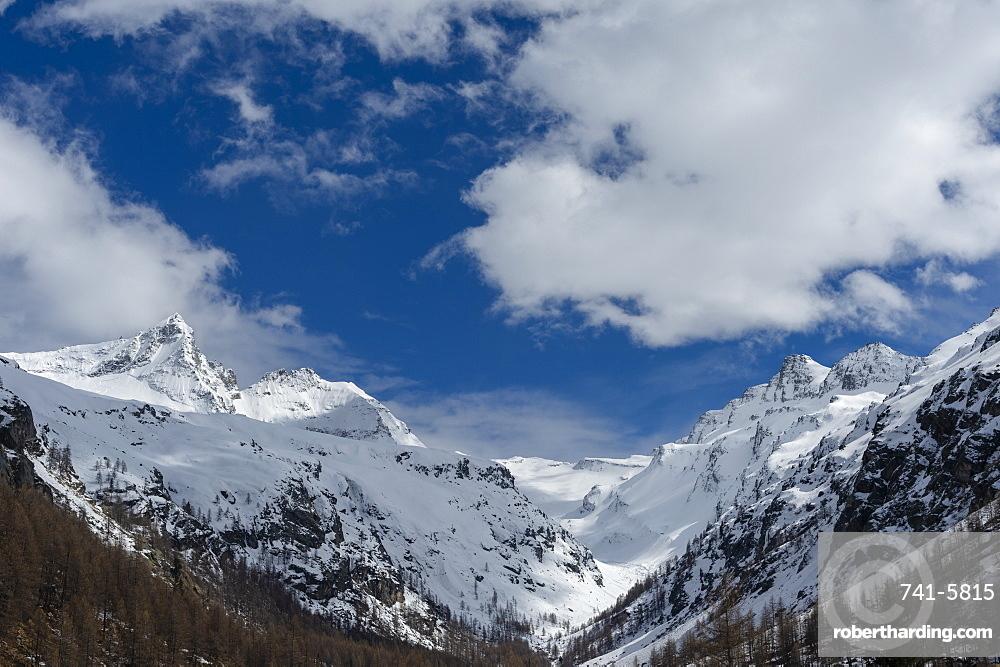 Gran Paradiso National Park, Aosta Valley, Italy, Europe