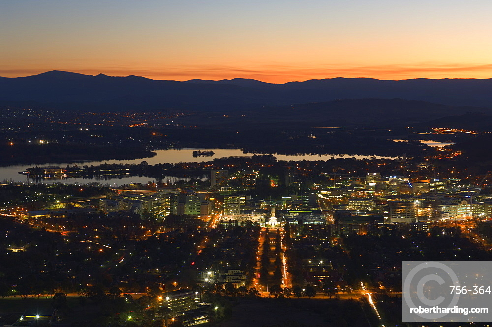 Canberra, Australian Capital Territory, Australia, Pacific