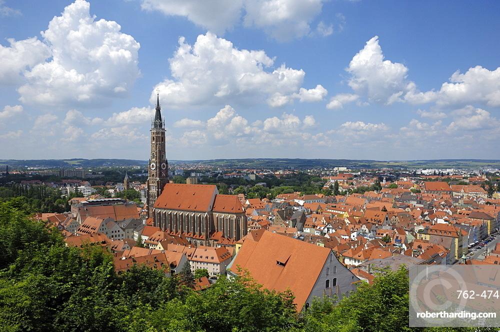 Landshut, Bavaria, Germany, Europe
