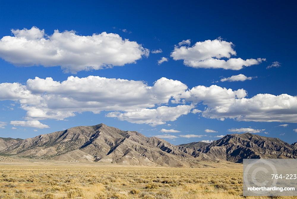 Grant Range, Great Basin, Nevada, United States of America, North America