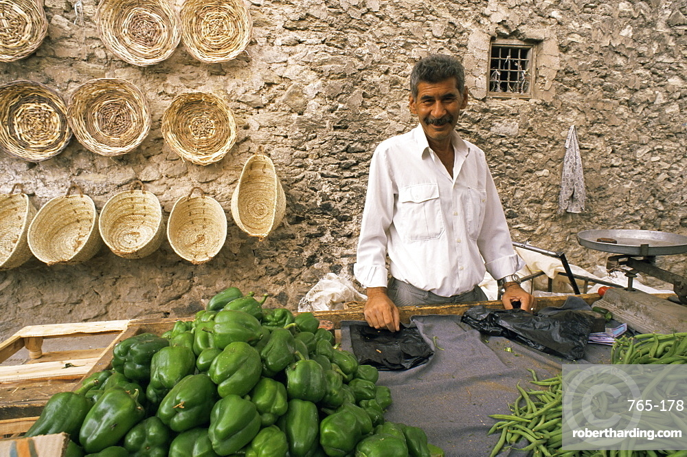 The bazaar, Mosul, Iraq, Middle East