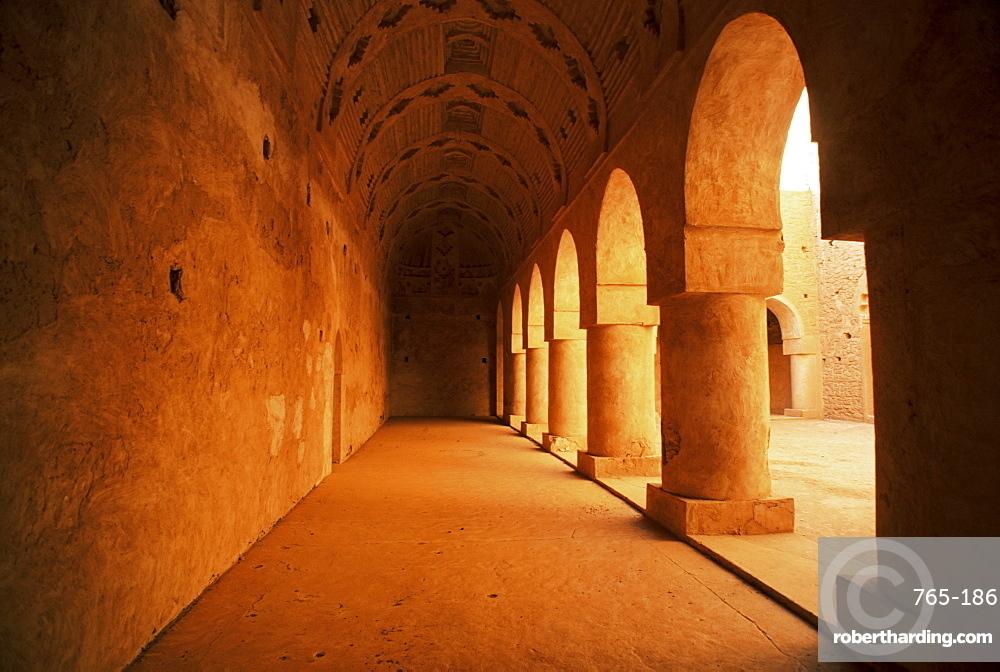 Fort, Al Ukhaidhir (Al Ukhaidir), Iraq, Middle East