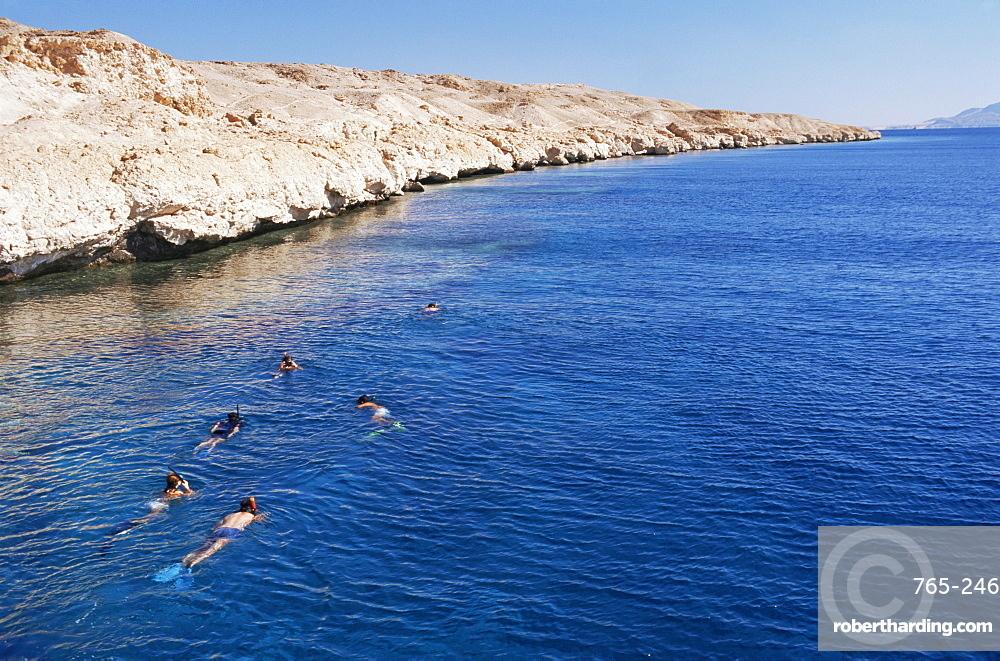 Nabaq National Park, Sharm El Sheikh, Egypt, North Africa, Africa