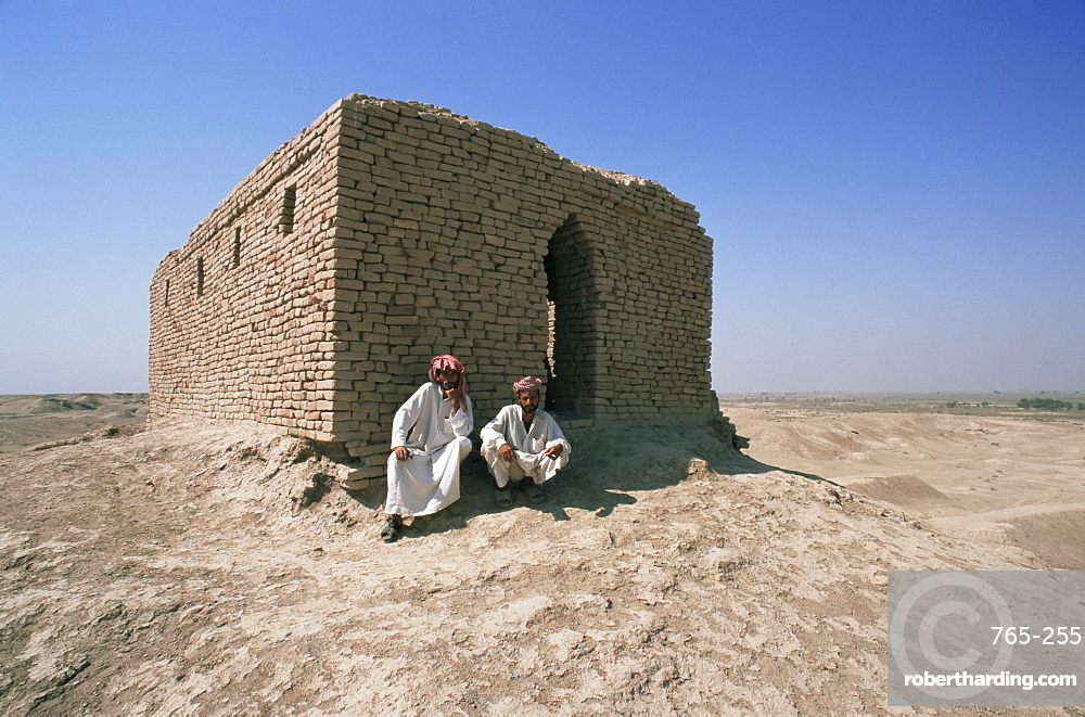 Archaeological site, Nippur, Iraq, Middle East