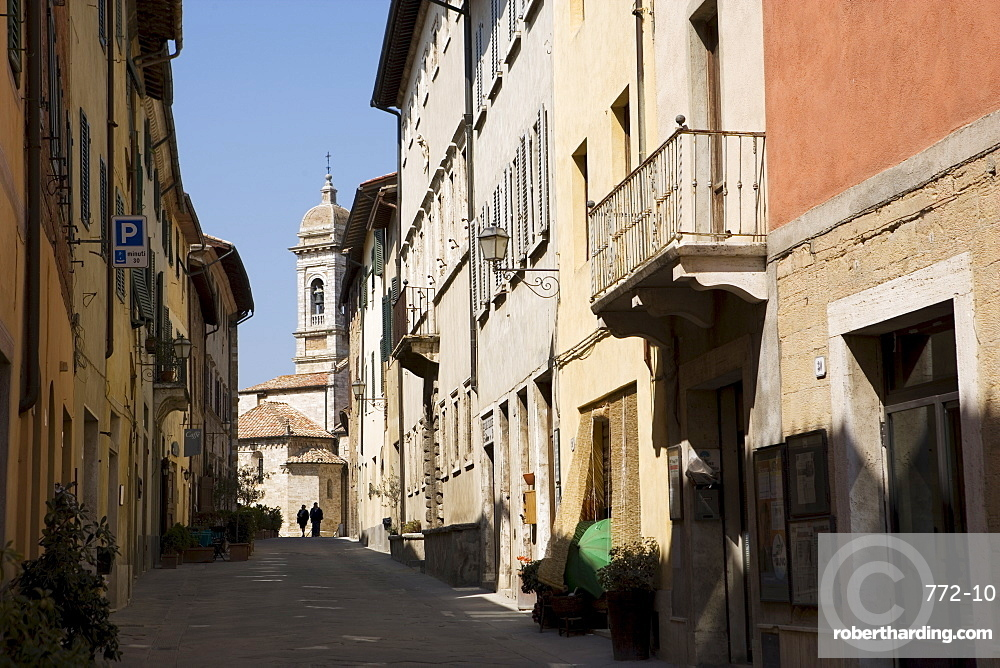 San Quirico, Val D'Orcia, Tuscany, Italy, Europe