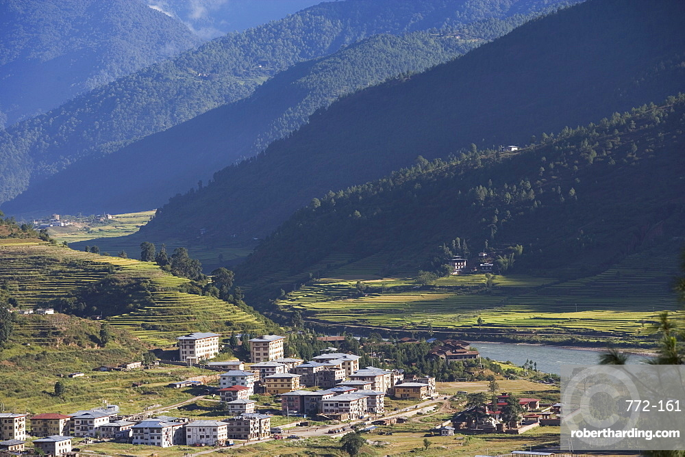 Punakha, Bhutan, Asia