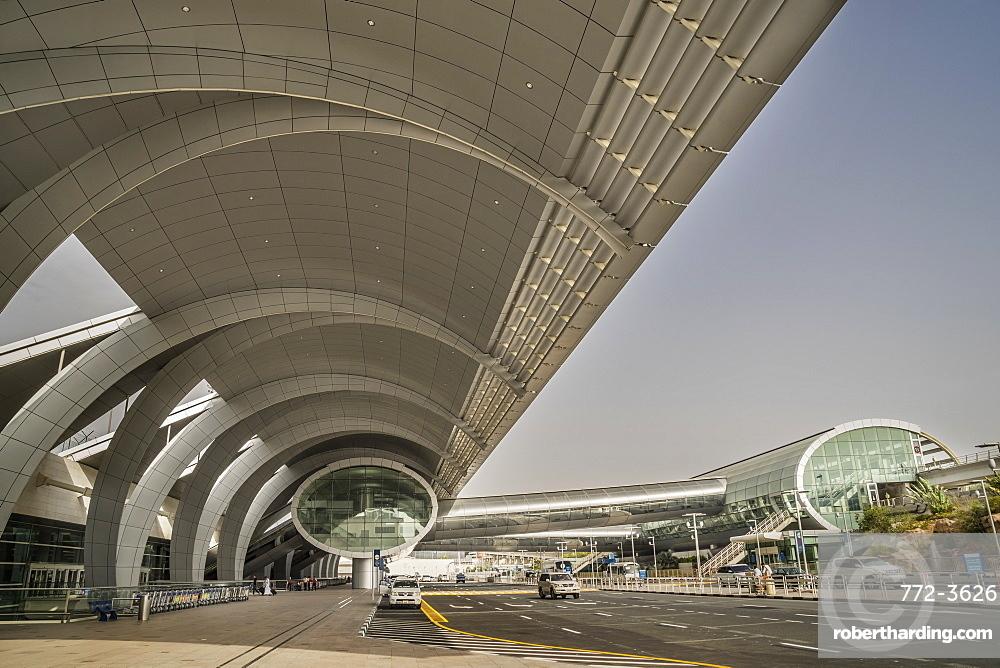 Dubai Airport, Dubai, United Arab Emirates, Middle East