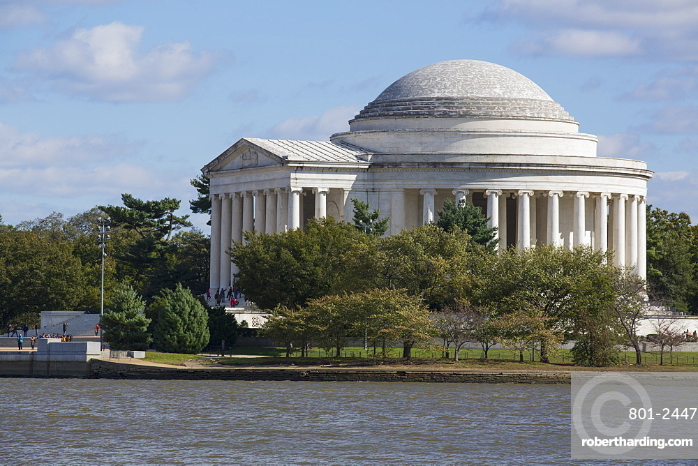 Thomas Jefferson Memorial, Washington D.C., United States of America, North America