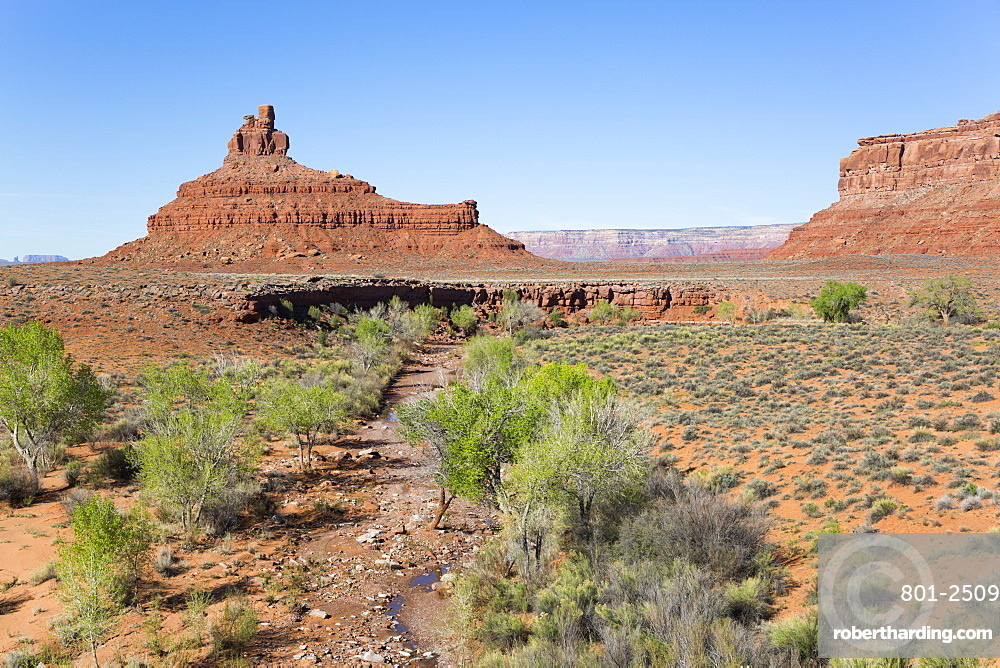 Valley of the Gods, Bears Ears National Monument, Utah, United States of America, North America
