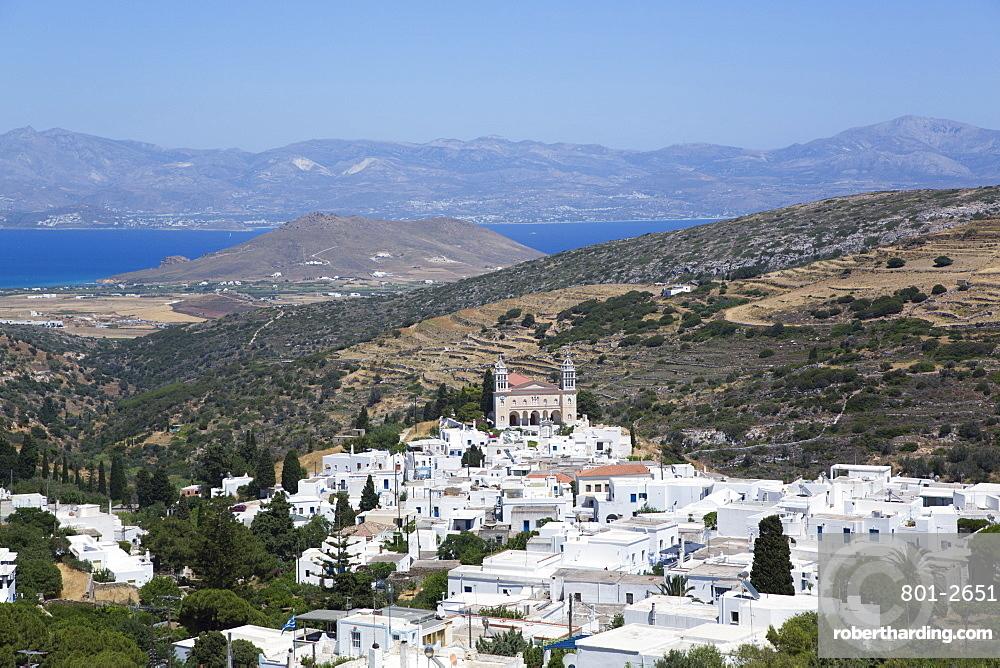 Church of Agia Triada (Holy Trinity), Lefkes Village, Paros Island, Cyclades Group, Greece
