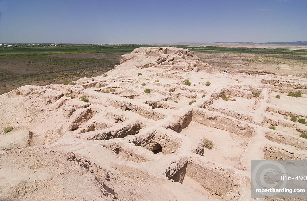 Ayaz Qala, old Fortress, Karakalpakstan, Uzbekistan, Central Asia