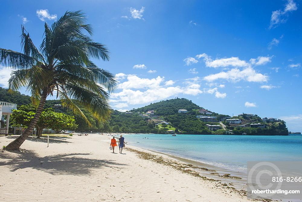 Mourne Rouge beach, Grenada, Windward Islands, West Indies, Caribbean, Central America