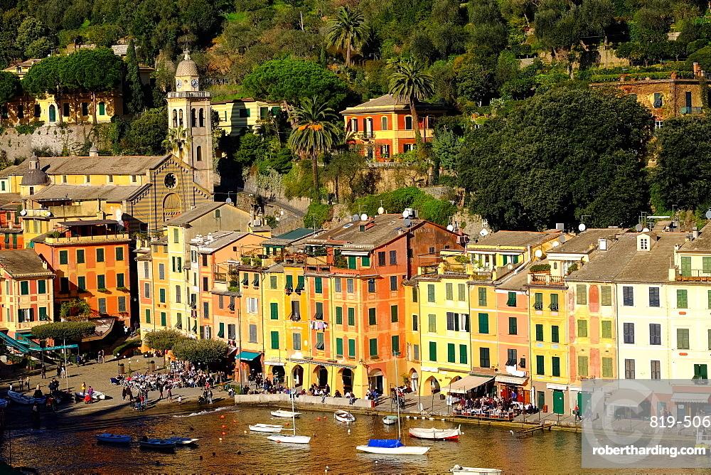 Portofino, Genova (Genoa), Liguria, Italy, Europe