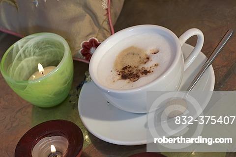 Cappuccino italian Specialitiy Coffee Cafe milk foam
