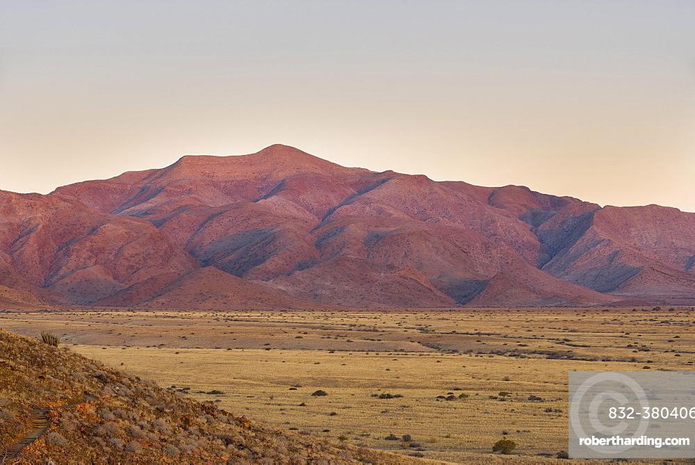 Landscape, Naukluft Mountains, Namib-Naukluft-Park, Hardap-District, Namibia, Africa