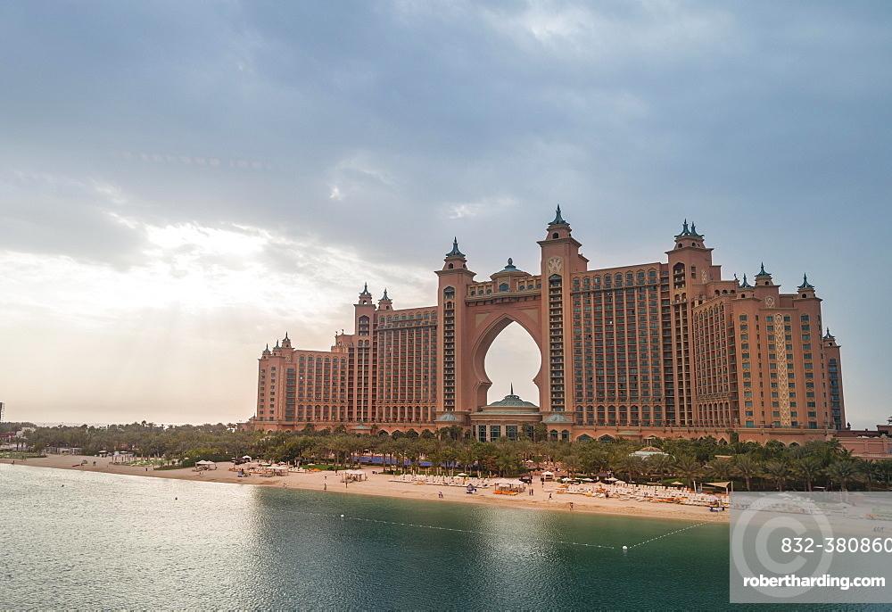 Hotel Atlantis The Palm, Palm Jumeirah, Dubai, United Arab Emirates, Asia