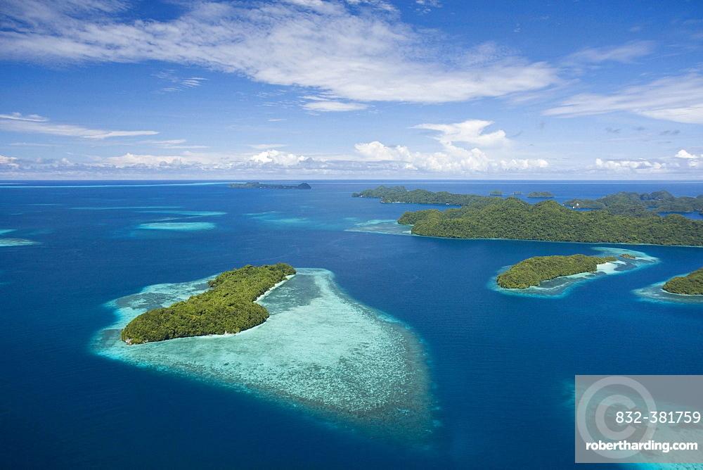 Islands of Palau, Micronesia, Pacific, Oceania
