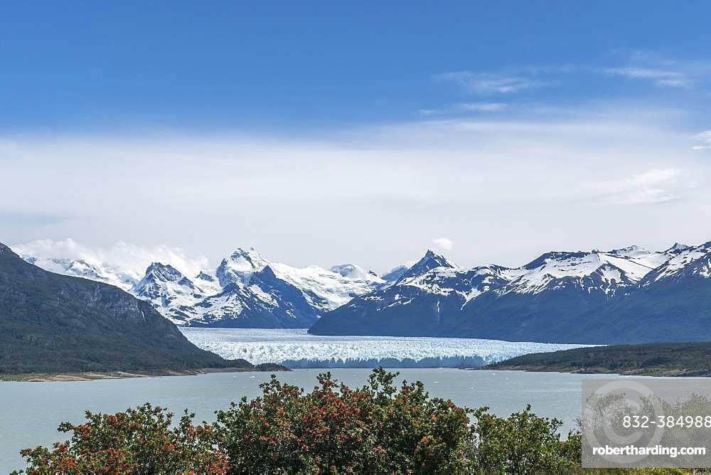 Glacier Perito Moreno, Los Glaciares National Park, Patagonia, Santa Cruz Province, Argentina, South America