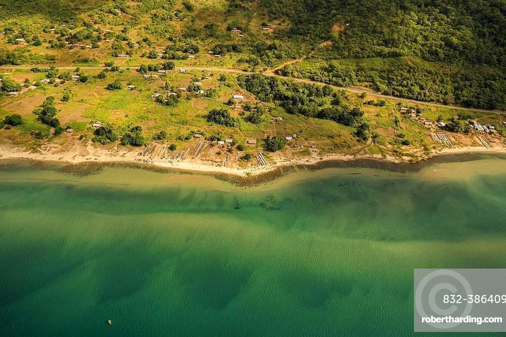 Nkhata Bay district, Northern Region, Lake Malawi, Malawi, Africa