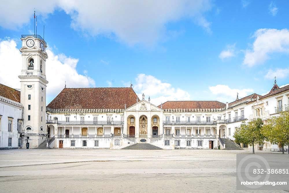 University of Coimbra, Coimbra, Portugal, Europe