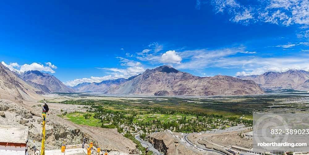 Nubra Valley, Ladakh, Indian Himalaya, Jammu and Kashmir, Northern India, India, Asia