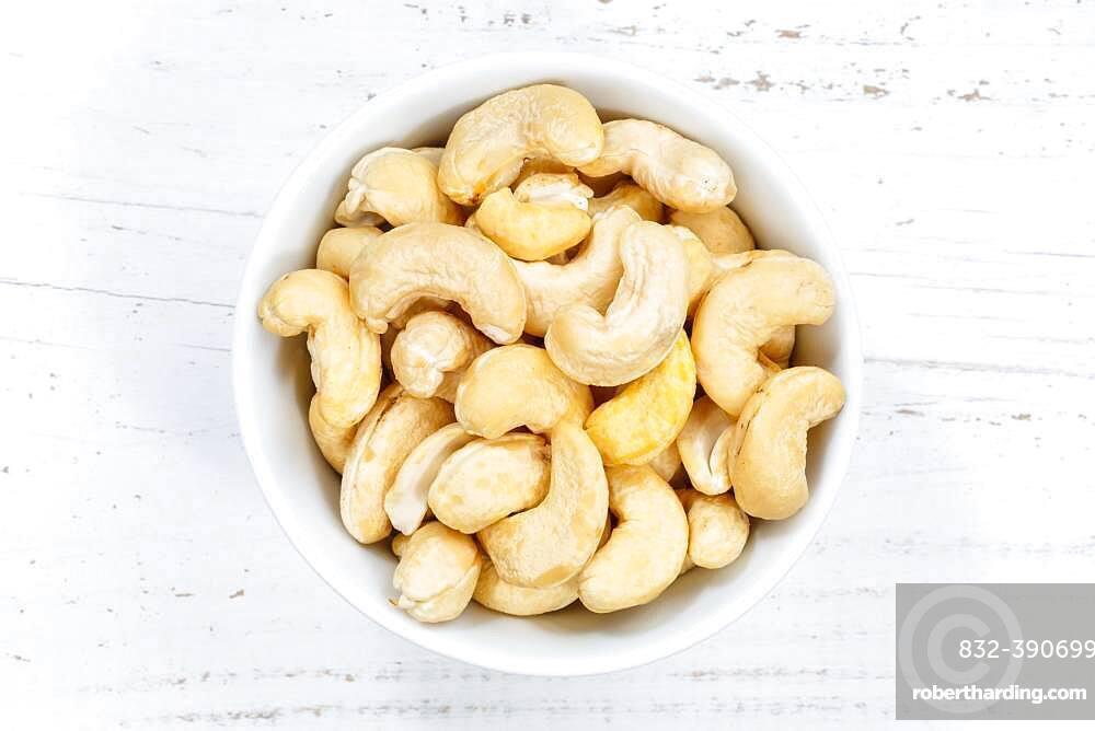 Cashews Cashew nuts Cashew nuts from top board