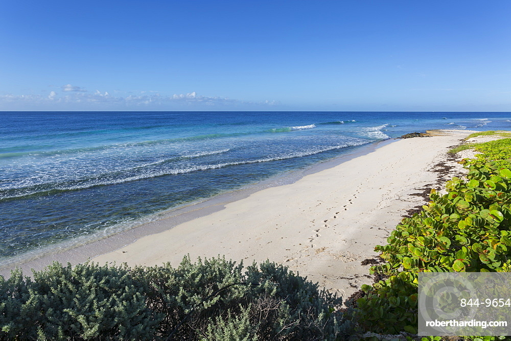 Hastings Beach, Bridgetown, Christ Church,, Barbados, West Indies, Caribbean, Central America