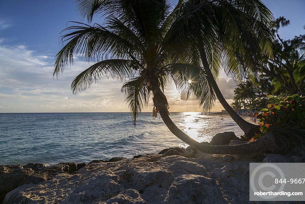 Maxwell Beach, Christ Church, Barbados, West Indies, Caribbean, Central America