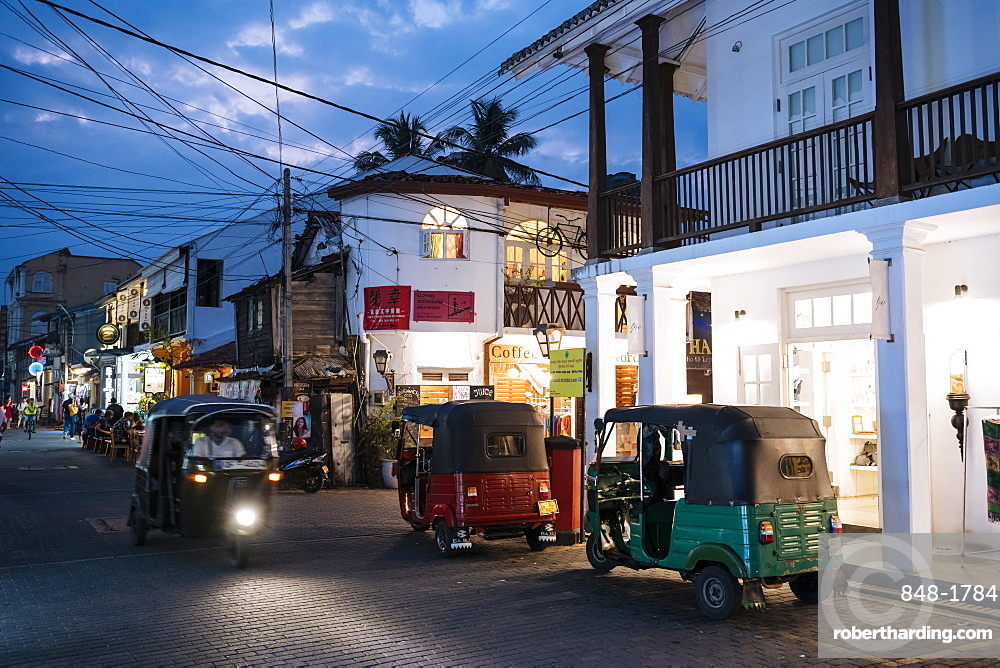 Galle, South Coast, Sri Lanka, Asia