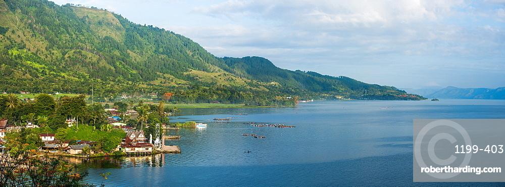 Lake Toba, Sumatra, Indonesia, Southeast Asia