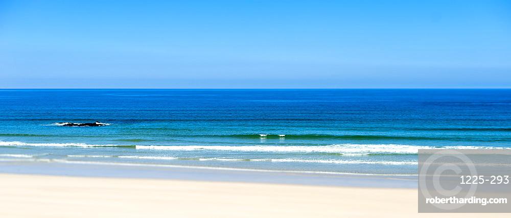 Gwithian beach in Cornwall, England, United Kingdom, Europe