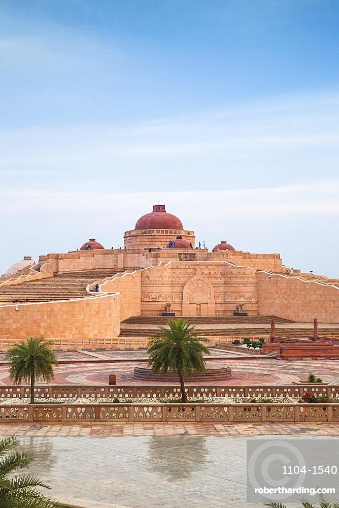India, Uttar Pradesh, Lucknow, Dr. Ambedkar Park