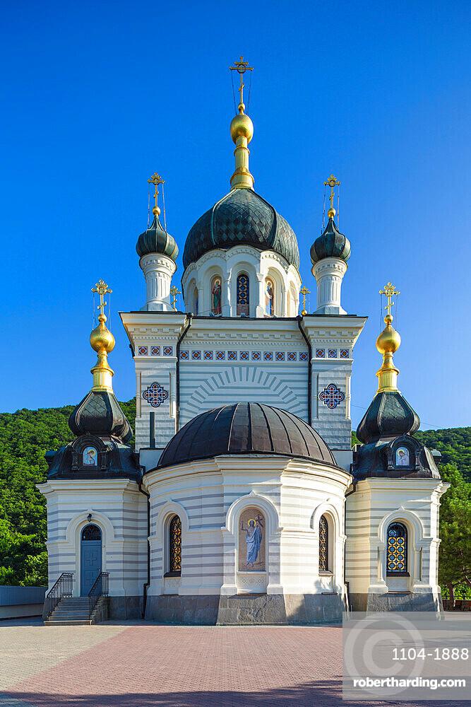 Ukraine, Crimea, Foros, The Foros Church