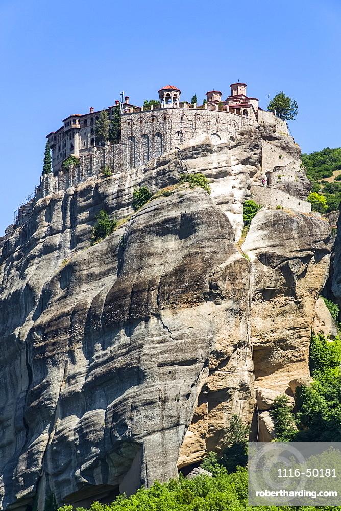 Holy Monastery of Varlaam, Meteora; Thessaly, Greece